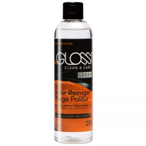 beGloss Clean & Care Leather (ビーグロス クリーン&ケア レザー) 250ml