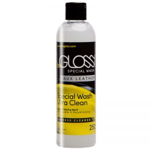 beGloss Special Wash Wetlook/Faux Leather (ビーグロス スペシャル・ウォッシュ ウェットルック&フェイクレザー) 250ml